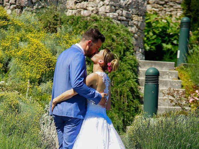 Le mariage de Basile et Sophie à Laplume, Lot-et-Garonne 22