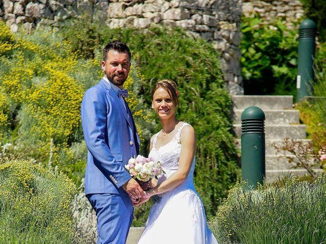 Le mariage de Basile et Sophie à Laplume, Lot-et-Garonne 23