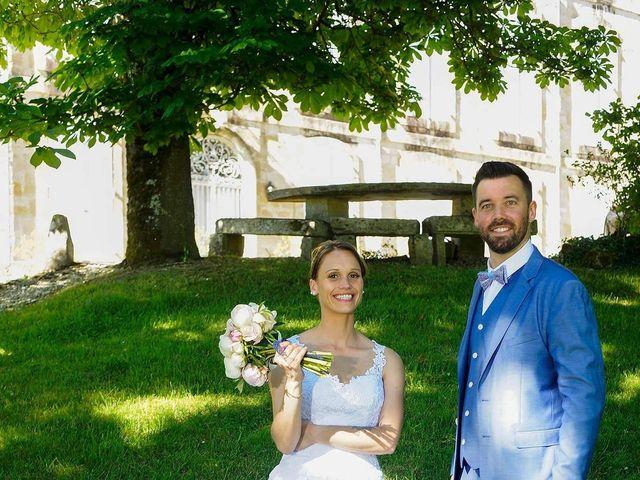Le mariage de Basile et Sophie à Laplume, Lot-et-Garonne 33