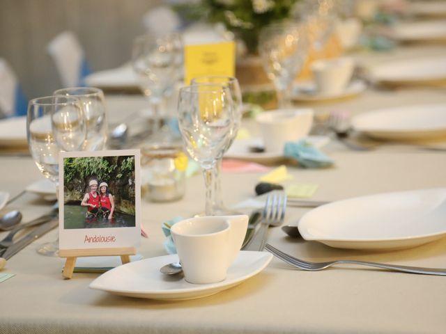 Le mariage de Simon et Floriane à Vienne-en-Val, Loiret 5