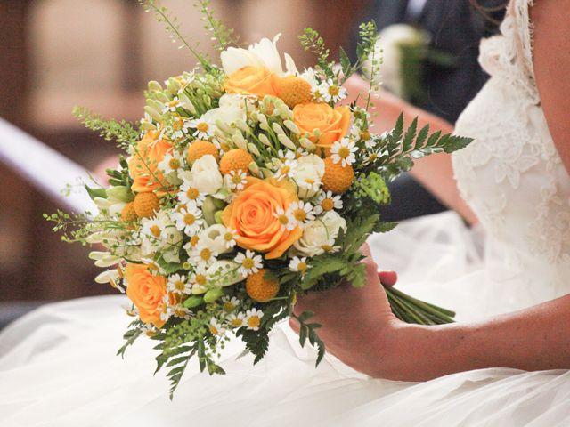 Le mariage de Simon et Floriane à Vienne-en-Val, Loiret 6