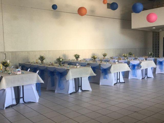 Le mariage de Simon et Floriane à Vienne-en-Val, Loiret 15
