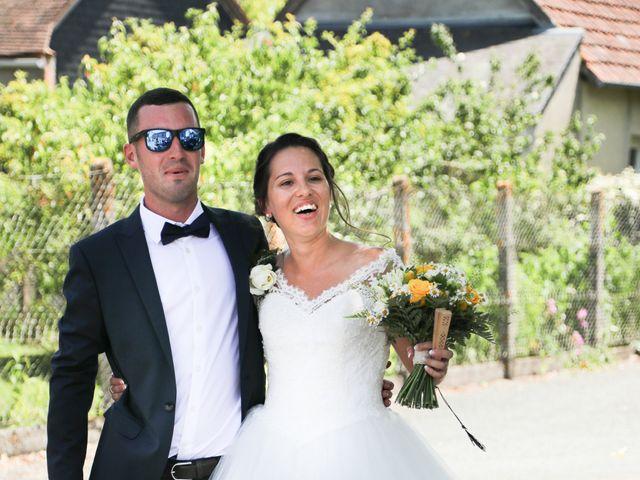 Le mariage de Simon et Floriane à Vienne-en-Val, Loiret 17
