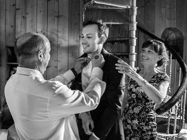 Le mariage de Vincent et Gwénaëlle  à Concarneau, Finistère 8