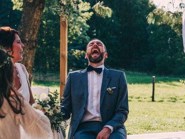 Le mariage de Mickaël et Amandine à Chambles, Loire 15