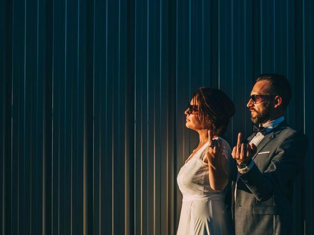 Le mariage de Mickaël et Amandine à Chambles, Loire 60