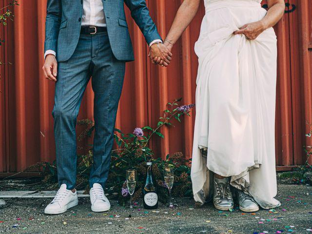 Le mariage de Mickaël et Amandine à Chambles, Loire 67