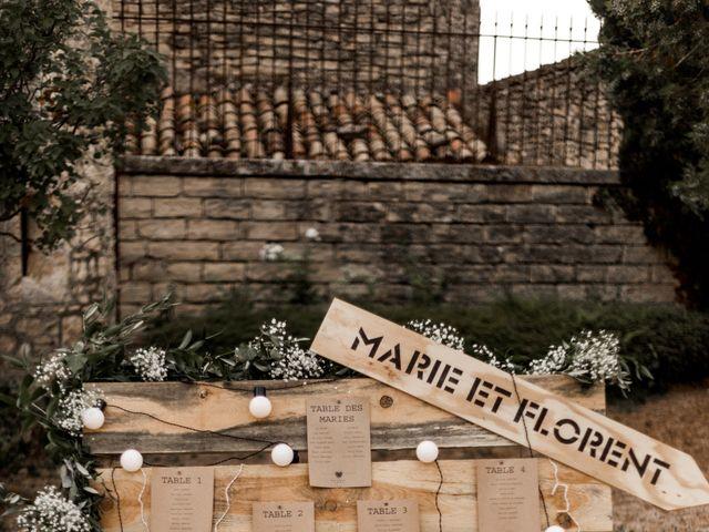 Le mariage de Florent et Marie à Murs, Vaucluse 4
