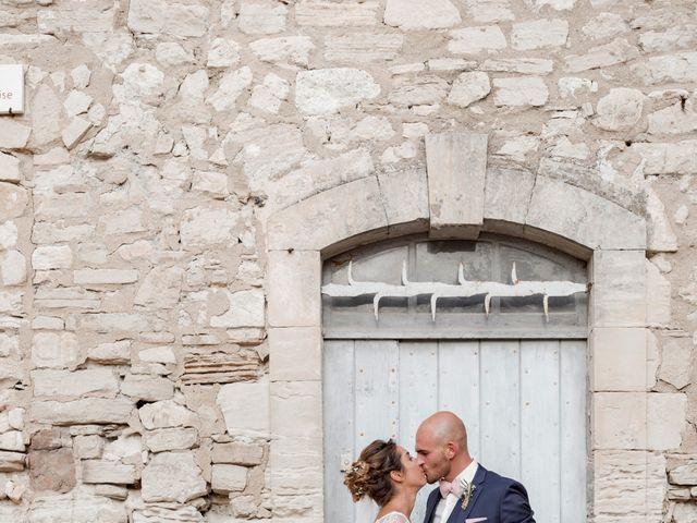 Le mariage de Florent et Marie à Murs, Vaucluse 5