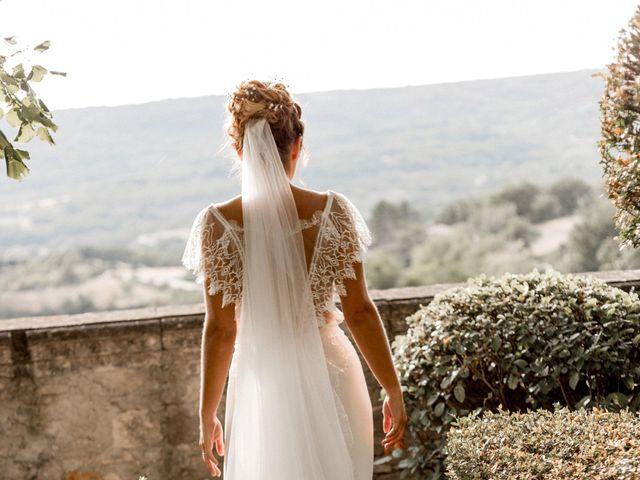 Le mariage de Florent et Marie à Murs, Vaucluse 6