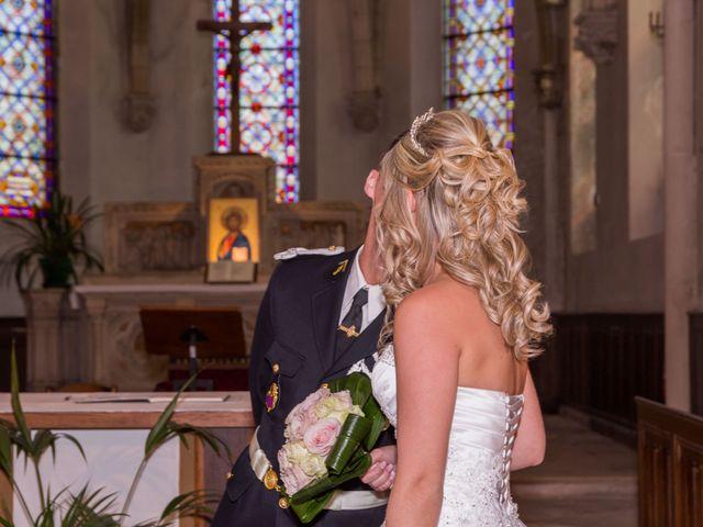 Le mariage de Jérémy et Manon à Voisenon, Seine-et-Marne 8