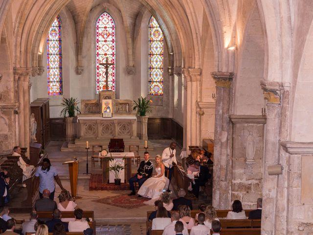 Le mariage de Jérémy et Manon à Voisenon, Seine-et-Marne 11