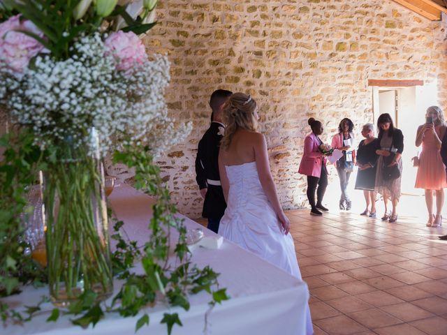 Le mariage de Jérémy et Manon à Voisenon, Seine-et-Marne 18
