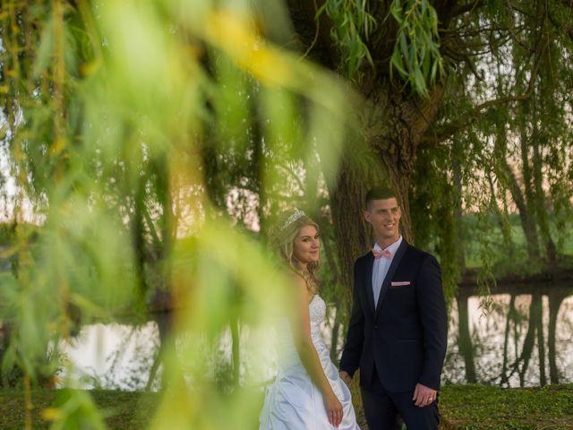 Le mariage de Jérémy et Manon à Voisenon, Seine-et-Marne 29