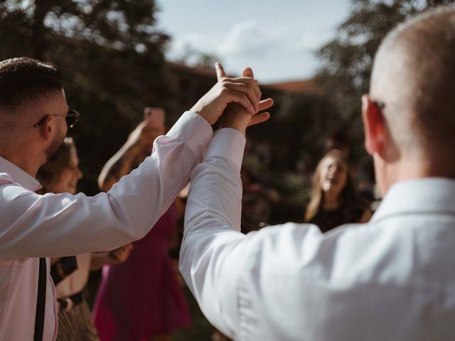 Le mariage de Walid et Lola à Saint-Galmier, Loire 9