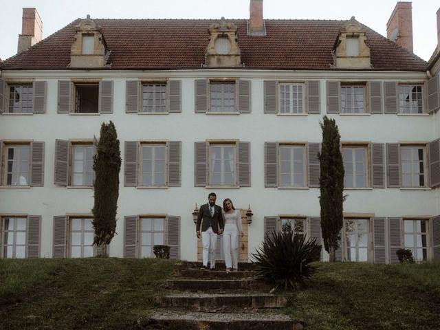 Le mariage de Walid et Lola à Saint-Galmier, Loire 19
