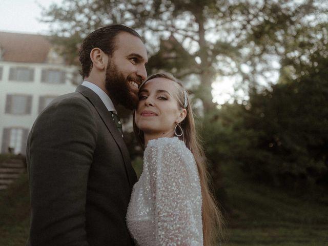 Le mariage de Walid et Lola à Saint-Galmier, Loire 23