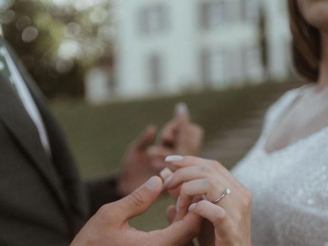 Le mariage de Walid et Lola à Saint-Galmier, Loire 25