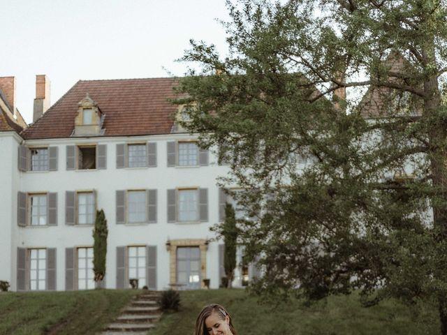 Le mariage de Walid et Lola à Saint-Galmier, Loire 26