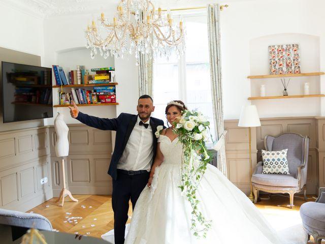 Le mariage de Mounir et Sarah à Troyes, Aube 16