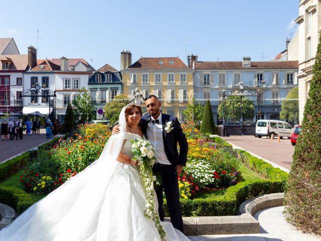 Le mariage de Mounir et Sarah à Troyes, Aube 20