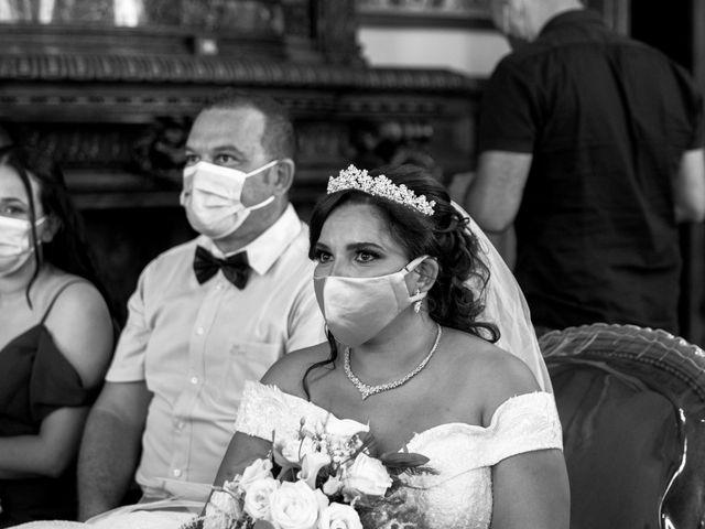 Le mariage de Mounir et Sarah à Troyes, Aube 24