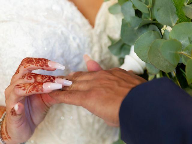 Le mariage de Mounir et Sarah à Troyes, Aube 26