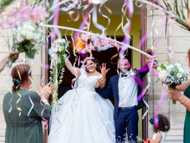 Le mariage de Mounir et Sarah à Troyes, Aube 29