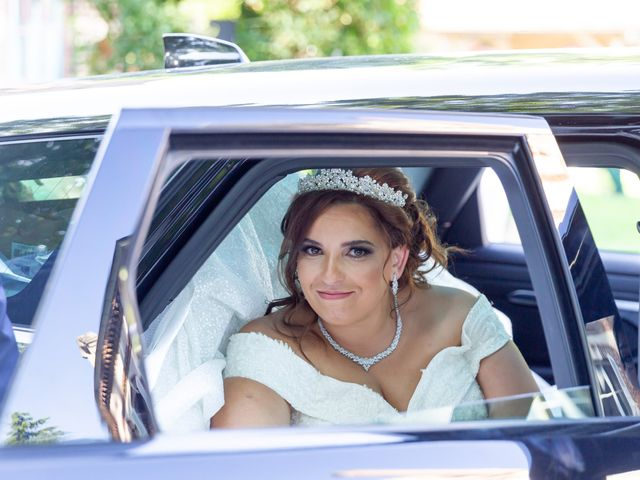 Le mariage de Mounir et Sarah à Troyes, Aube 33