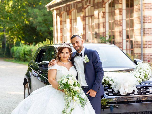 Le mariage de Mounir et Sarah à Troyes, Aube 34