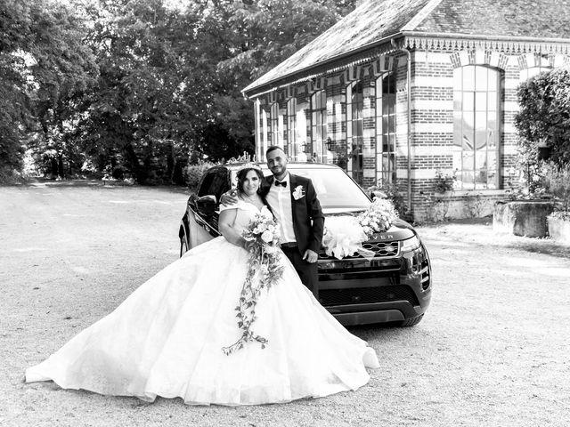 Le mariage de Mounir et Sarah à Troyes, Aube 35