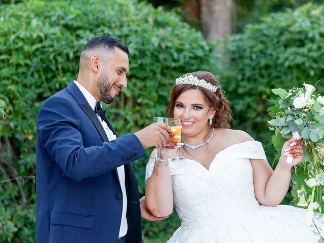 Le mariage de Mounir et Sarah à Troyes, Aube 37