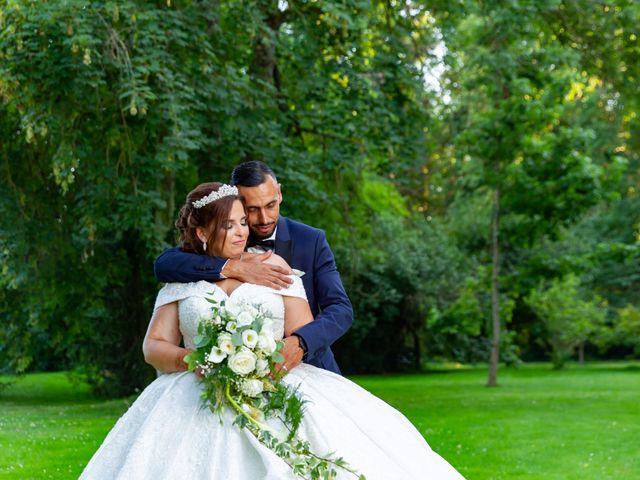 Le mariage de Sarah et Mounir