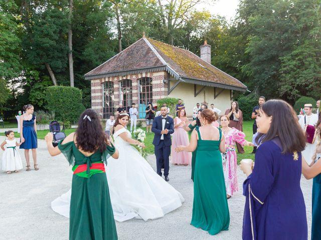 Le mariage de Mounir et Sarah à Troyes, Aube 39