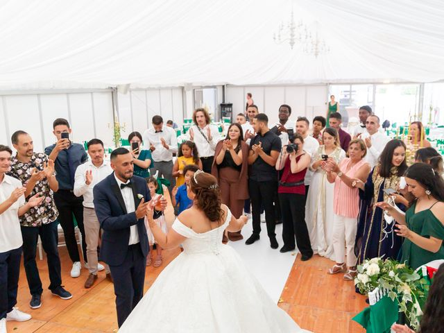 Le mariage de Mounir et Sarah à Troyes, Aube 41