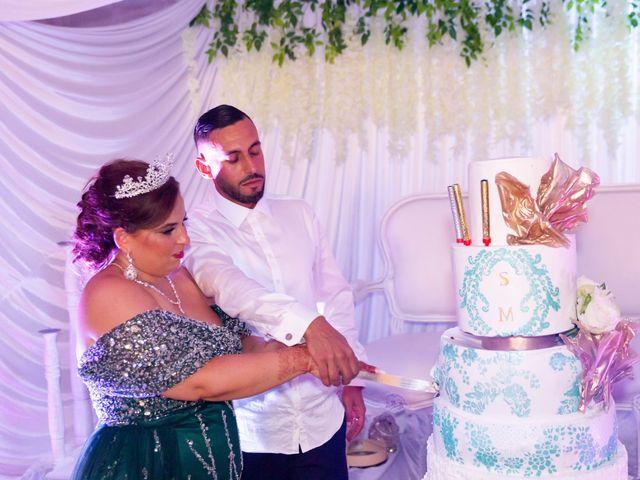 Le mariage de Mounir et Sarah à Troyes, Aube 50