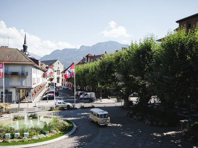 Le mariage de Christophe et Alisson à La Roche-sur-Foron, Haute-Savoie 7