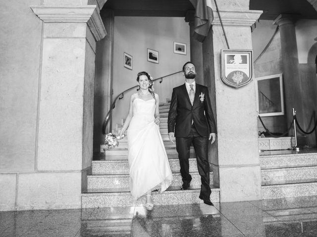 Le mariage de Christophe et Alisson à La Roche-sur-Foron, Haute-Savoie 11