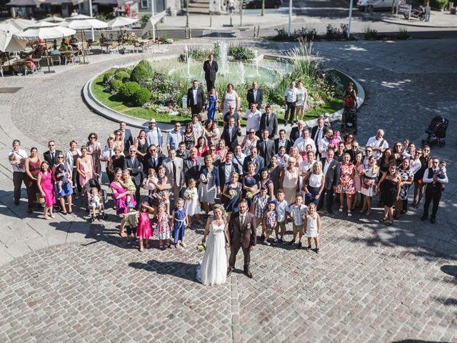 Le mariage de Christophe et Alisson à La Roche-sur-Foron, Haute-Savoie 12