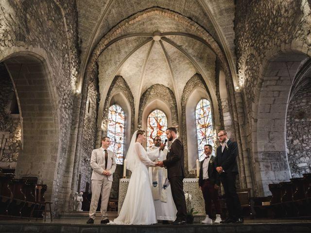 Le mariage de Christophe et Alisson à La Roche-sur-Foron, Haute-Savoie 16