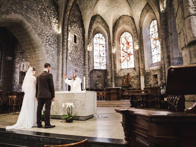 Le mariage de Christophe et Alisson à La Roche-sur-Foron, Haute-Savoie 17