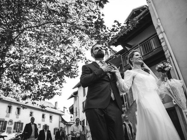 Le mariage de Christophe et Alisson à La Roche-sur-Foron, Haute-Savoie 19