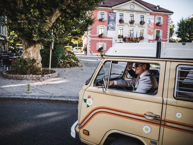 Le mariage de Christophe et Alisson à La Roche-sur-Foron, Haute-Savoie 23
