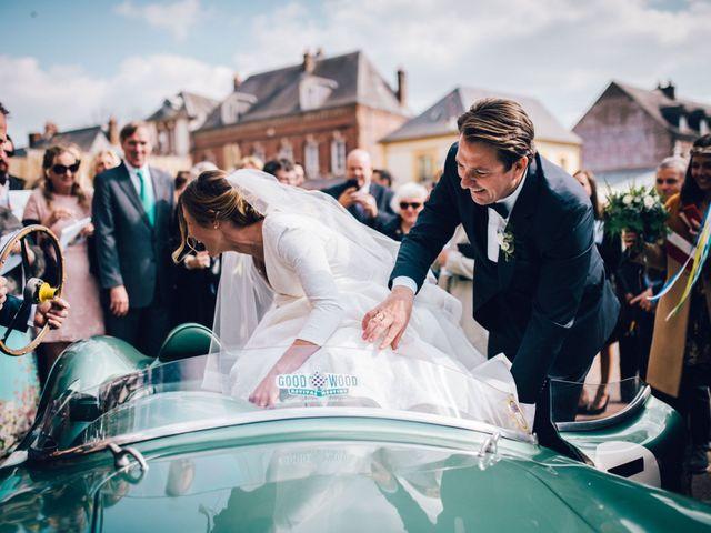 Le mariage de Helene et Robert