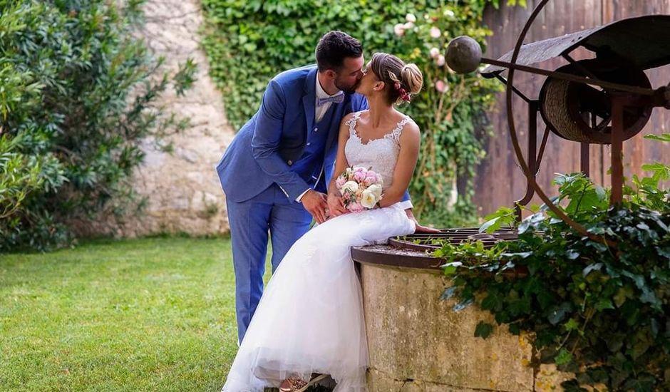Le mariage de Basile et Sophie à Laplume, Lot-et-Garonne