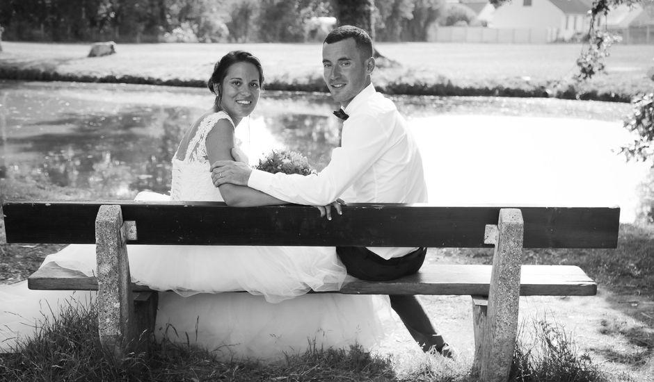 Le mariage de Simon et Floriane à Vienne-en-Val, Loiret