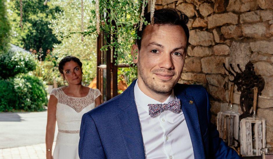 Le mariage de Vincent et Gwénaëlle  à Concarneau, Finistère