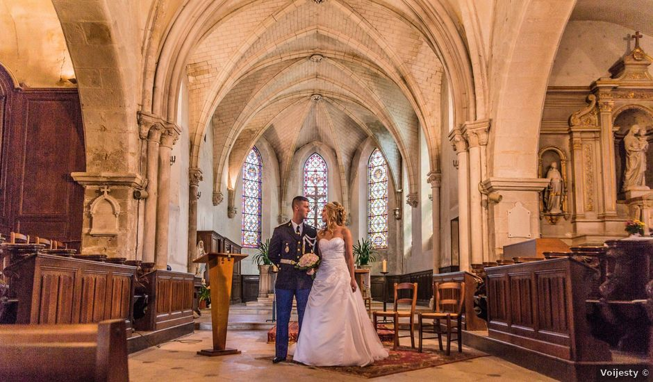Le mariage de Jérémy et Manon à Voisenon, Seine-et-Marne