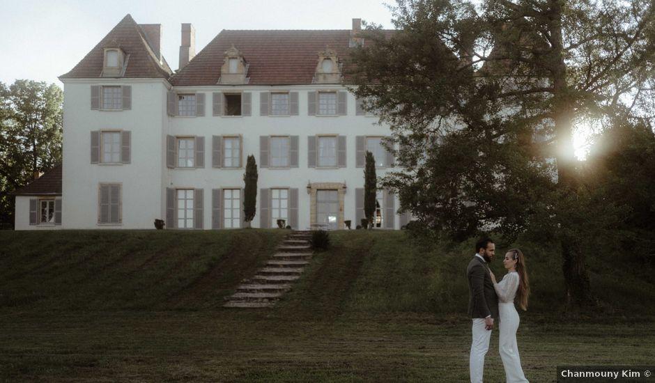 Le mariage de Walid et Lola à Saint-Galmier, Loire
