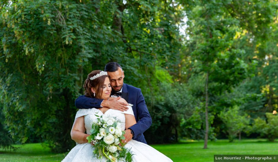 Le mariage de Mounir et Sarah à Troyes, Aube